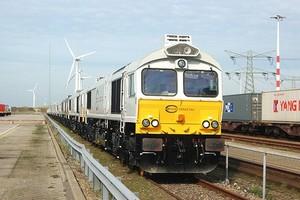 CTL Logistics chce mieć 5 proc. niemieckich przewozów kolejowych w 2012 roku
