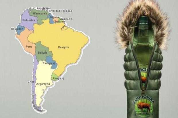 CEDC wchodzi z Żubrówką do Brazylii