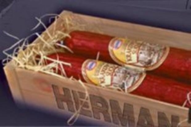 Mięsne zakłady Herman przekształcą swoje sklepy we franczyzowe punkty