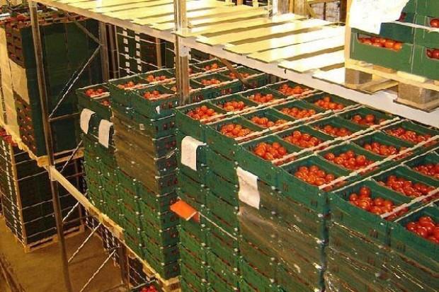 Przez mróz rosną ceny warzyw i owoców
