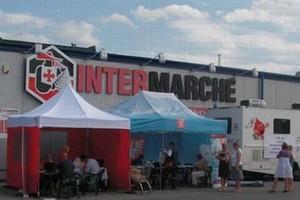 Sieć Intermarche zamyka market w Dębicy. Działkę chce sprzedać