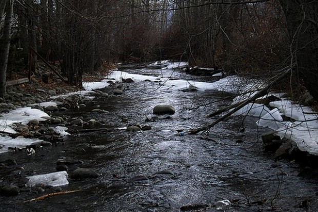 Stan alarmowy na kilku rzekach, zagrożenia powodzią jeszcze nie ma