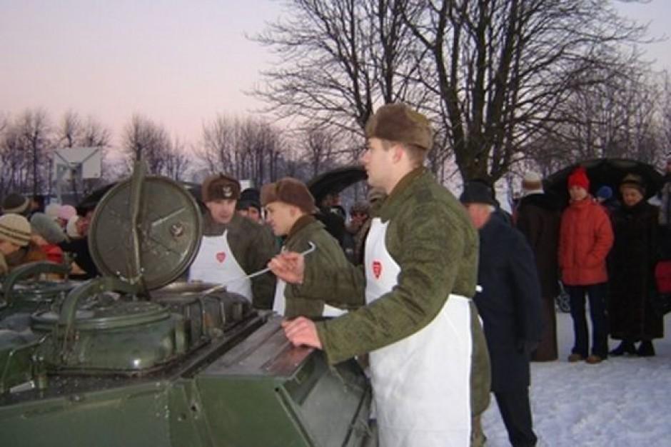 Wojsko pozbędzie się 1800 ton żywności