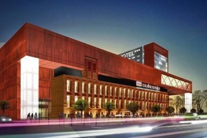 Za 120 mln euro powstanie w Łodzi duże centrum handlowo-biznesowo-rozrywkowe