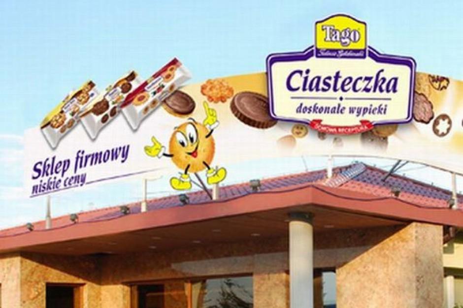 Francuski gigant cukierniczy Biscuits Poult chce przejąć Tago