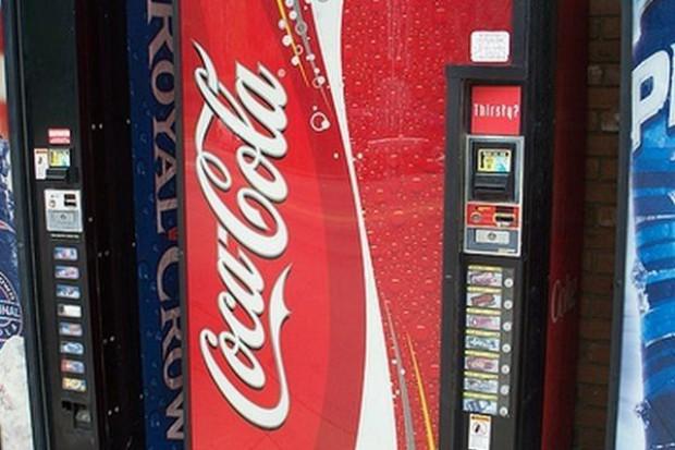 O 4,5 proc. spadła sprzedaż napojów Coca-Cola Hellenic