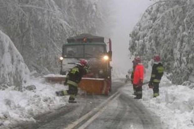 Prognoza pogody na najbliższe dni: śnieg, śnieg, śnieg...