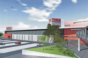 Tesco otworzy wkrótce centrum handlowe w Jeleniej Górze