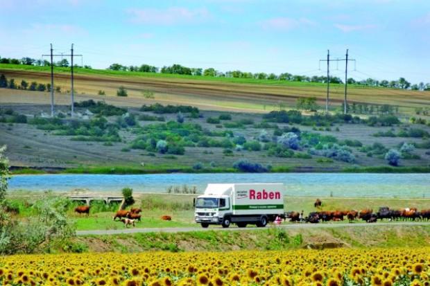 Raben Ukraine otwiera nowy oddział