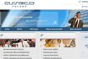 Asseco Poland przesuwa ofertę akcji serii I na II kw.