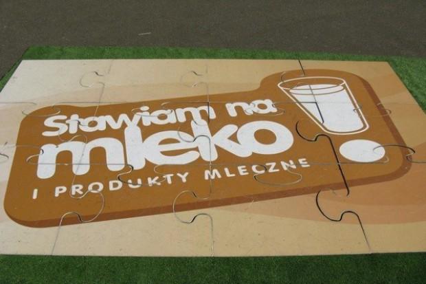 KZSM przedłuża przetarg na realizację kampanii Stawiam na Mleko II
