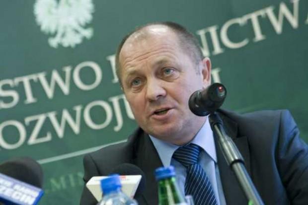 Minister rolnictwa przeciwny uprawie modyfikowanych ziemniaków
