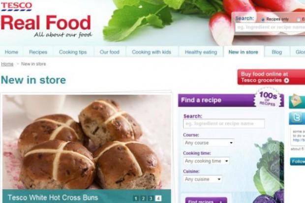 Tesco planuje rozszerzyć działalność sklepu internetowego Tesco.com na Polskę