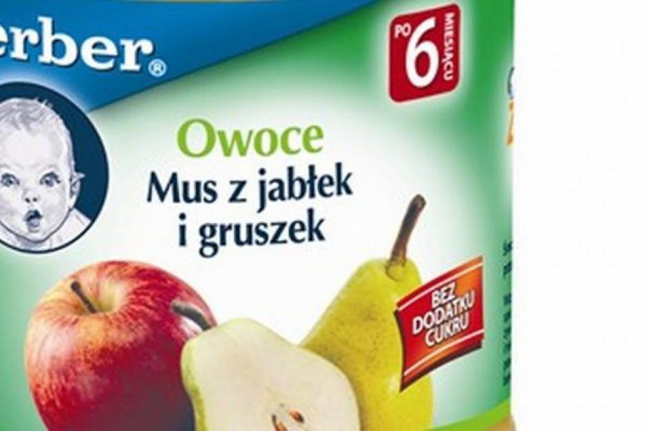 Niemal 1,2 mld zł wyniesie w 2012 r. wartość polskiego rynku żywności dla niemowląt