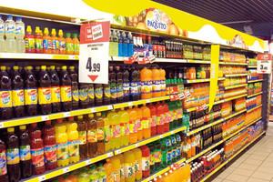 Spadła dynamika rozwoju rynku napojów