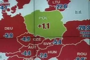 Analitycy SEB: Wzrost PKB w Polsce w 2010 r. wyniesie 3,5 proc. i 4,5 proc. w 2011 r.