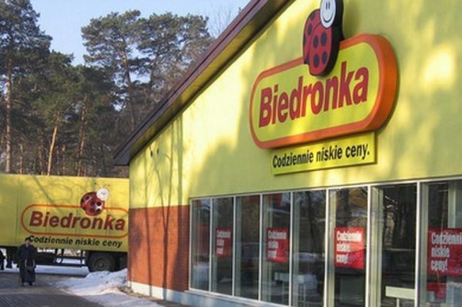 Największe obroty wśród polskich sieci ma Biedronka, Carrefour i Tesco