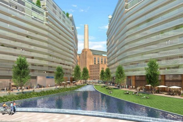771 tys. mkw. powierzchni - powstanie gigantyczny kompleks handlowo-biurowo-mieszkaniowo-rozrywkowy
