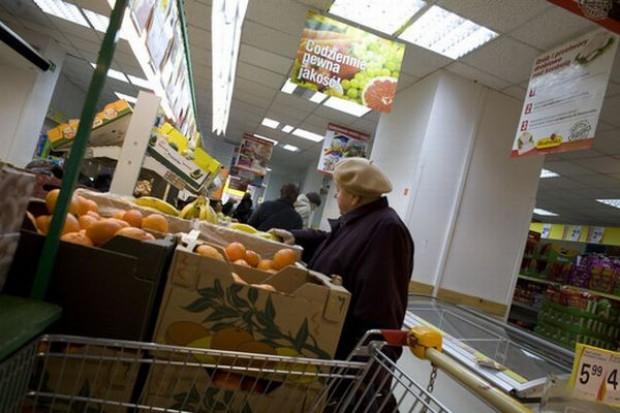 Euromonitor: Handel żywnością osiągnie w tym roku 154,5 mld zł