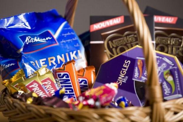 Rynek słodyczy wzrośnie w tym roku o ponad 5 proc.