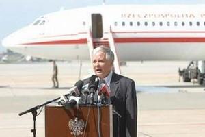 Katastrofa samolotu prezydenta. Nikt nie przeżył