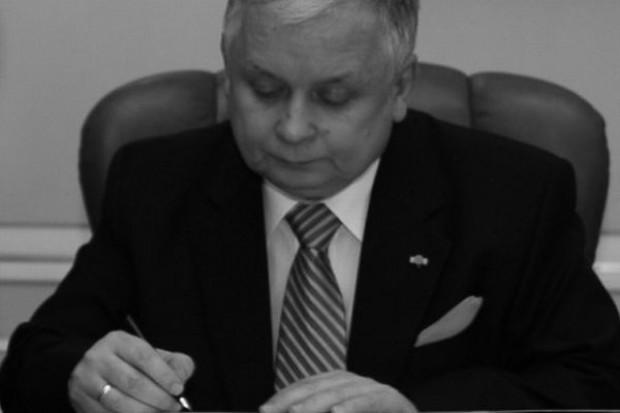 Ciało Lecha Kaczyńskiego znaleziono na miejscu katastrofy w Smoleńsku