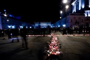 Pałac Prezydencki: Trumny zostaną wystawione w Sali Kolumnowej