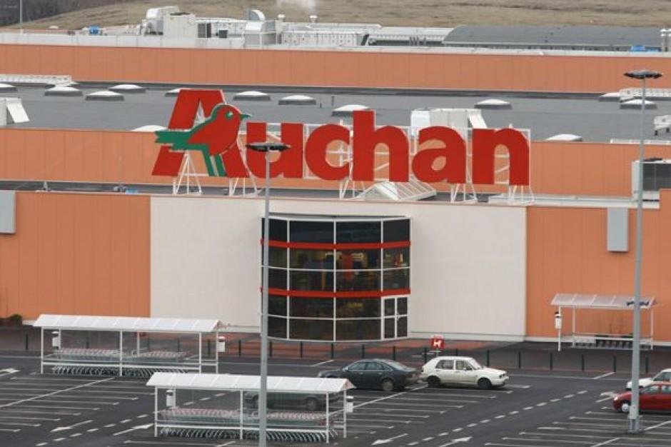 O niemal 13 proc. wzrosła w 2009 r. sprzedaż Auchan w naszej części Europy