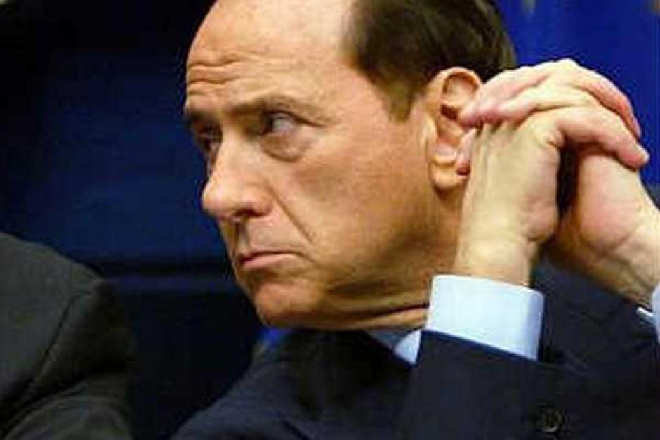 Premier Berlusconi uda się do Krakowa na pogrzeb