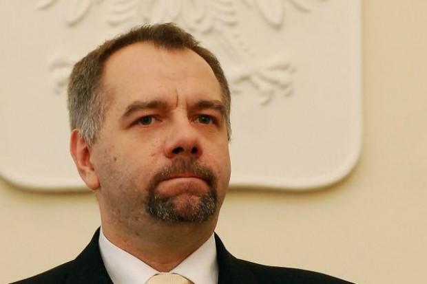 Sasin: Trumny zostaną przewiezione do Krakowa samolotem