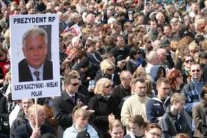 Ok. 150 tys. osób na uroczystościach pogrzebowych