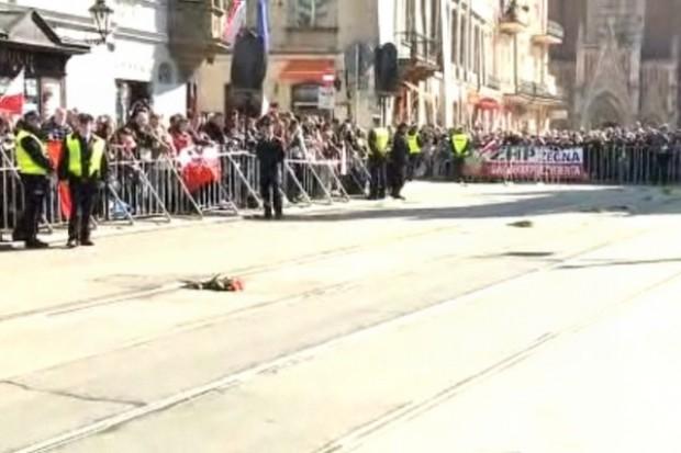 Uczestnicy mszy na Rynku: to było historyczne wydarzenie
