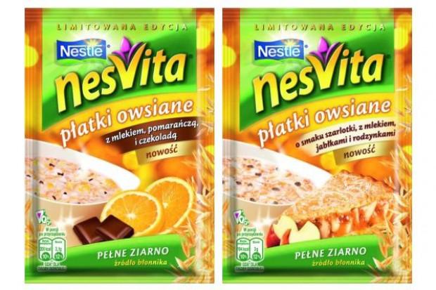 Nesvita - nowe smaki na wiosnę