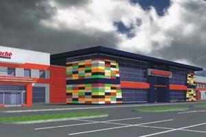 Duża sieć handlowa będzie budować własne galerie handlowe