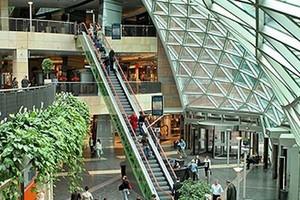 Kryzys w Europie zahamował powstawanie nowych centrów handlowych