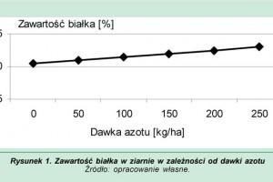 Zdjęcie numer 1 - galeria: Wykorzystanie wyników badań agrotechnicznych do kształtowania jakości ziarna zbóż
