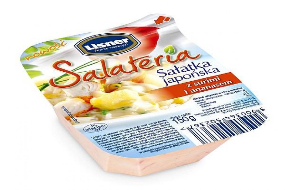 Lisner powalczy o udziały w rynku sałatek majonezowych