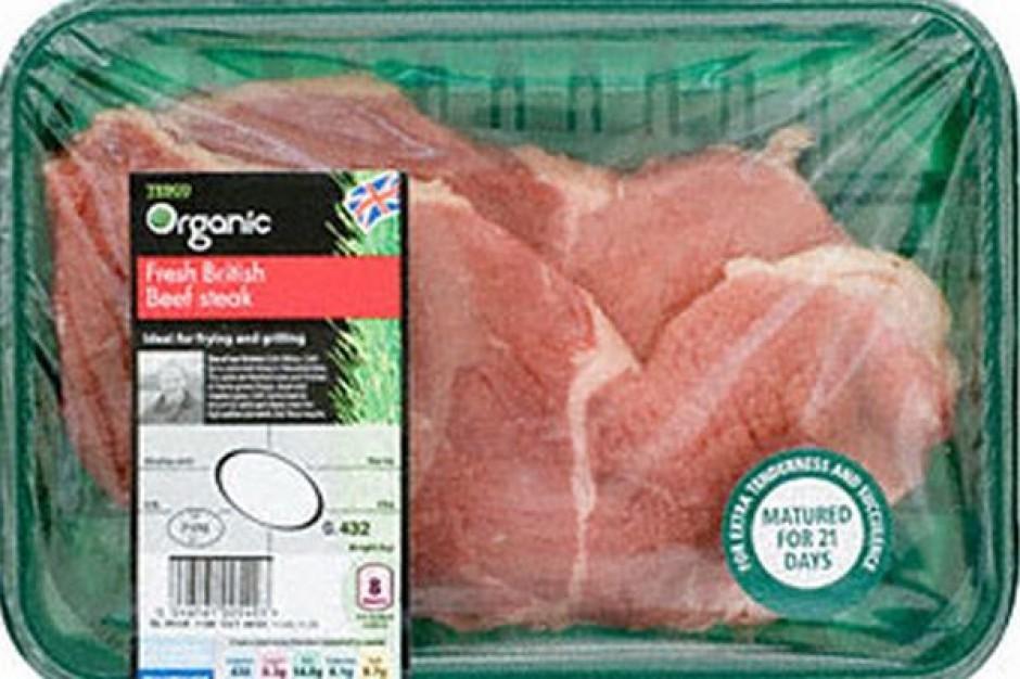 Tesco redukuje liczbę dostawców mięsa do swoich sklepów