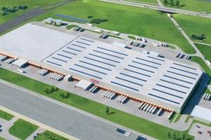Tesco zainwestuje 160 mln zł w gigantyczne centrum dystrybucyjne