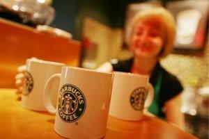 Starbucks ponad 8-krotnie zwiększył zyski w II kwartale