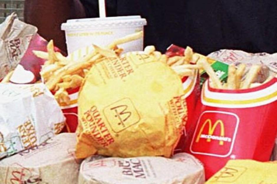 McDonald's o 5,2 proc. poprawia sprzedaż w Europie