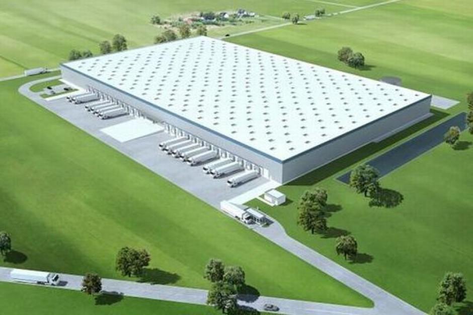 Pod Toruniem ruszyła budowa centrum dystrybucyjnego dla Nestle