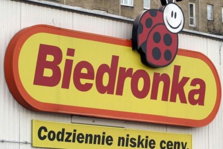 Właściciel sieci Biedronka zanotował w I kw. 36 proc. wzrost zysku