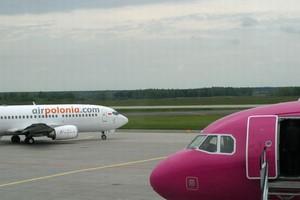 Zakaz wnoszenia płynów do samolotu do kwietnia 2013 r.