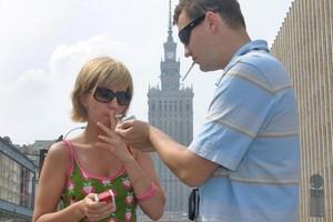 Prywatna rozmowa na temat marki papierosów będzie karana?