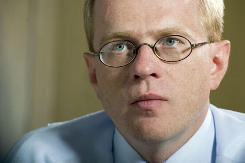 Sobolewski został ponownie powołany na prezesa GPW