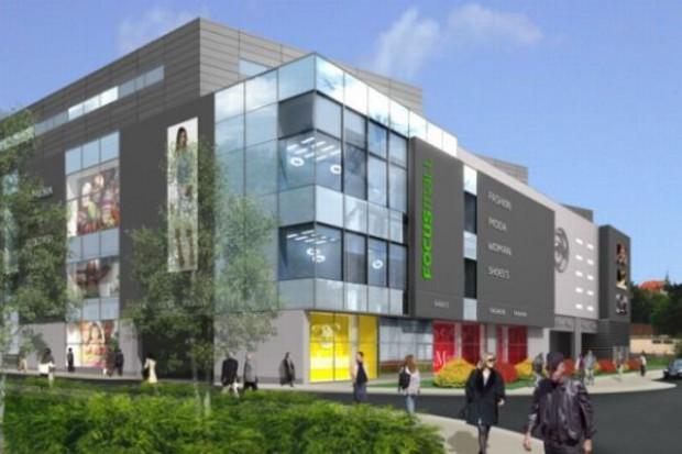 W I połowie br. może ruszyć budowa galerii handlowej Focus Mall w Jeleniej Górze