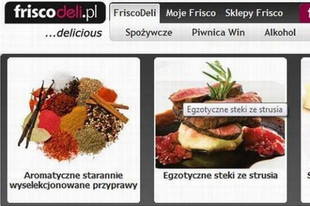 Frisco.pl walczy o zyski. Nowi klienci pierwsze zakupy mają gratis