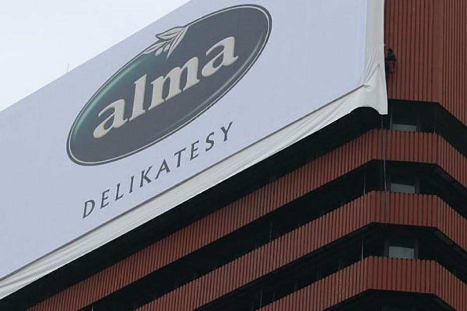 Alma Market poprawiła wyniki ze sprzedaży w pierwszym kwartale. Na koniec roku władze spółki liczą na zysk