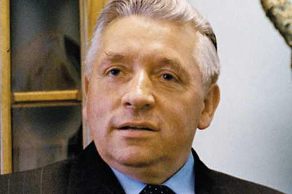 Andrzej Lepper może kandydować; PKW zmieniła zdanie